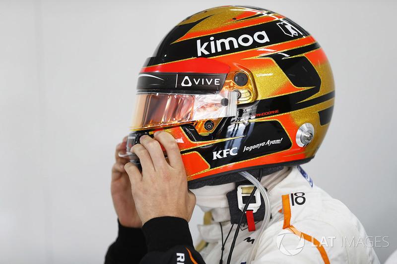 16 місце — Стоффель Вандорн (Бельгія, McLaren) — коефіцієнт 2001,00