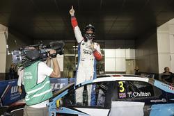 Le vainqueur Tom Chilton, Sébastien Loeb Racing, Citroën C-Elysée WTCC