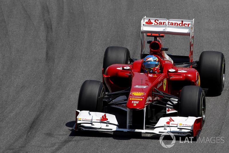 Ferrari F150º Italia (2011)