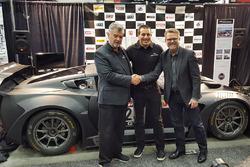 Reeves Callaway, Michael Cooper ve PWC Başkanı ve CEO Greg Gill
