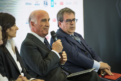 Angelo Sticchi Damiani, presidente de ACI, en la conferencia Smart Cities