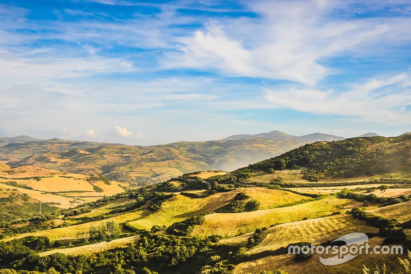 Atmosphere at Rally Italy Sardegna
