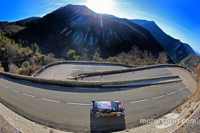 5. Себастьян Ож'є, Жюльєн Інграссія, Ford Fiesta WRC, M-Sport Ford