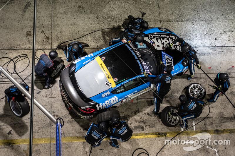 Майкл Ребан, Тимо Молиг, Тобиас Мюллер, Мориц Кранц, Mühlner Motorsport, Porsche Cayman GT4 CS (№302)