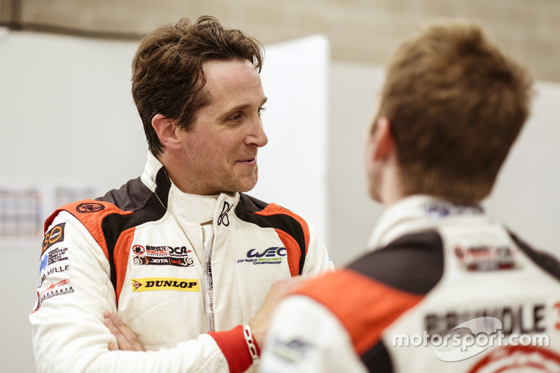 Tristan Gommendy, Jackie Chan DC Racing et Alex Brundle, Jackie Chan DC Racing