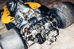 Moteur de la Renault RS 01