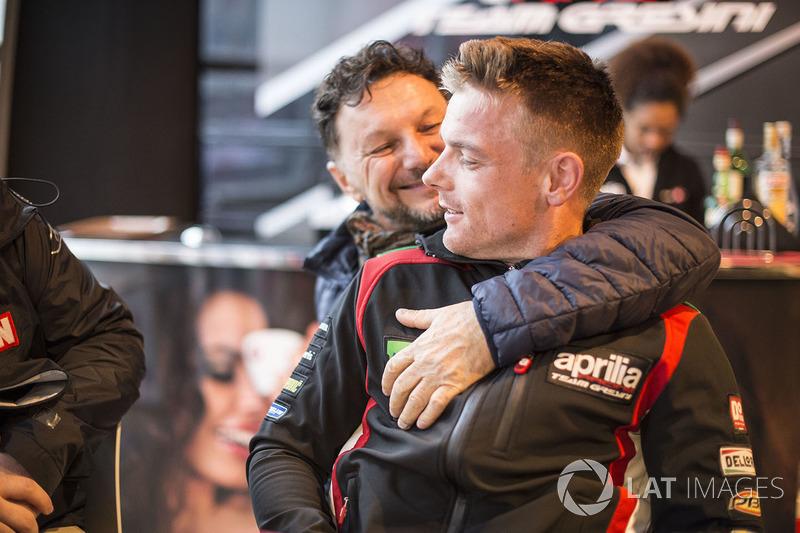 Sam Lowes, Aprilia Racing Team Gresini, Gresini