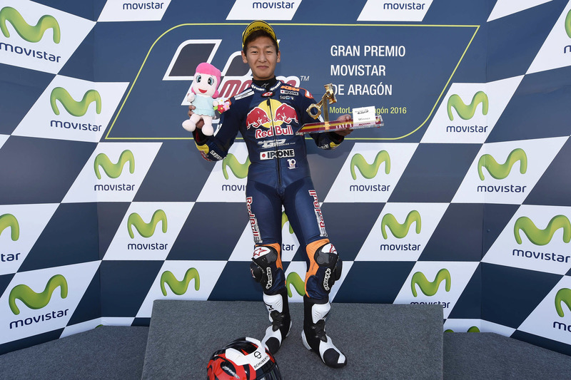Red Bull Rookies Cup: Aragon