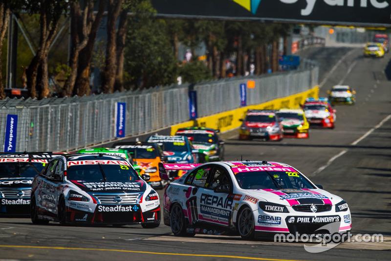 Nick Percat, Lucas Dumbrell Motorsport Holden