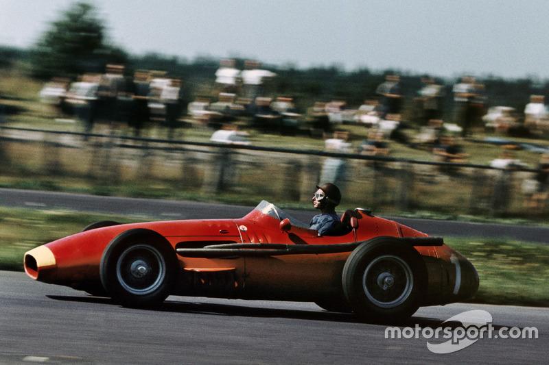 1957 - Juan Manuel Fangio, Maserati