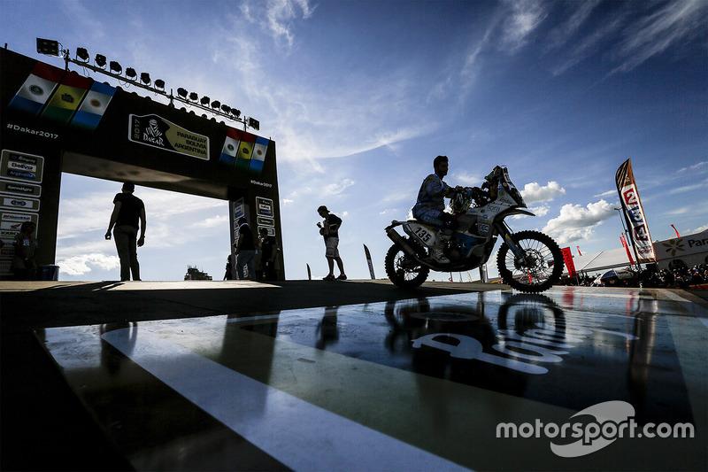 #135 KTM: Sergio Reig