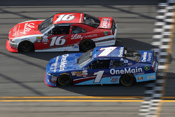 Ryan Reed, Roush Fenway Racing, Ford; Elliott Sadler, JR Motorsports, Chevrolet