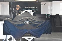 Mercedes-Benz F1 W08
