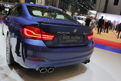BMW Alpina B4S Bi-Turbo Coupé