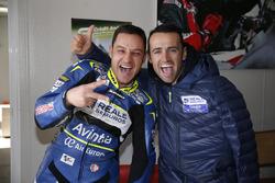 Hector Barbera and Emilio Zamora, Avintia Racing MotoGP
