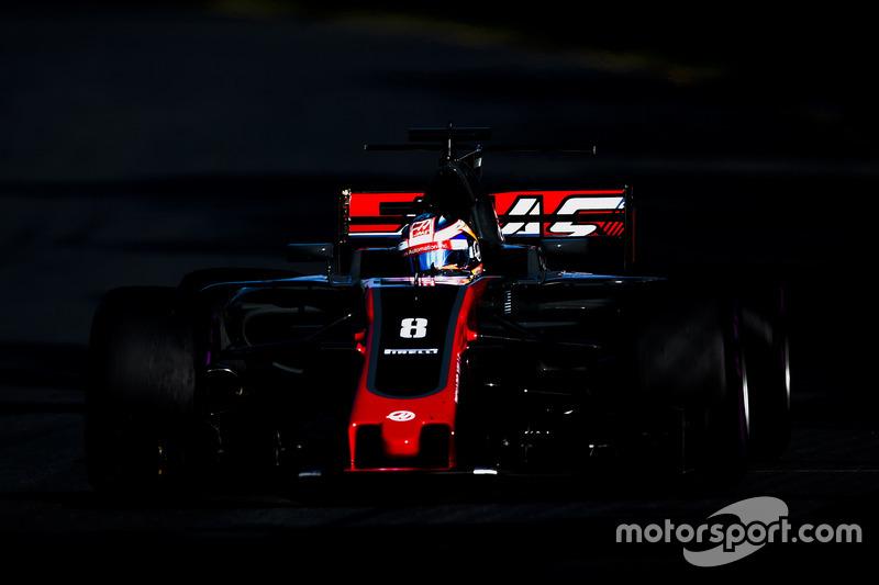 16. Romain Grosjean - 6,02