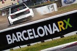 Barcelona rallycrosss action