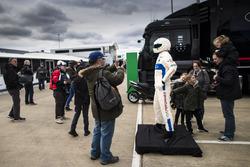 Hombres de LEGO de Ford Chip Ganassi Racing