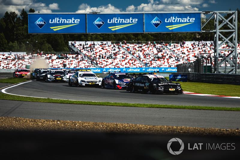 Bruno Spengler, BMW Team RBM, BMW M4 DTM lider