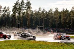Sebastien Loeb, Team Peugeot-Hansen, Peugeot 208 WRX, Reinis Nitiss, EKS, Audi S1 EKS RX Quattro