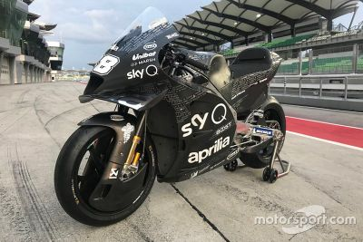 Aprilia RS-GP 2020 unveil