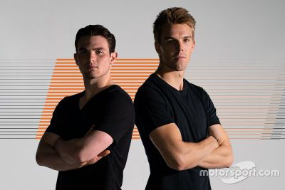Arrow McLaren SP Driver Announcement