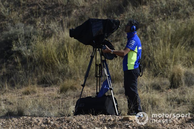 Відеооператор Suzuki