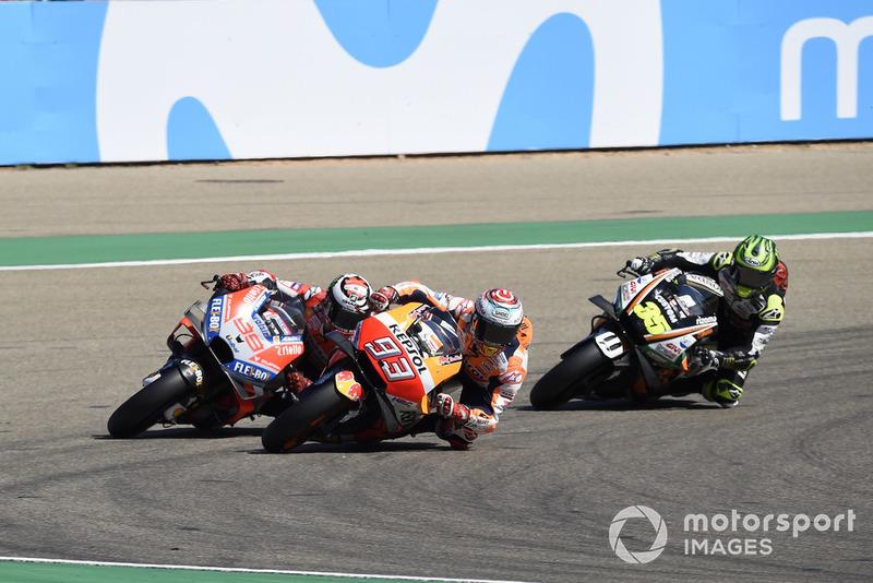 Marc Marquez, Repsol Honda Team, Jorge Lorenzo, Ducati Team, Cal Crutchlow, Team LCR Honda