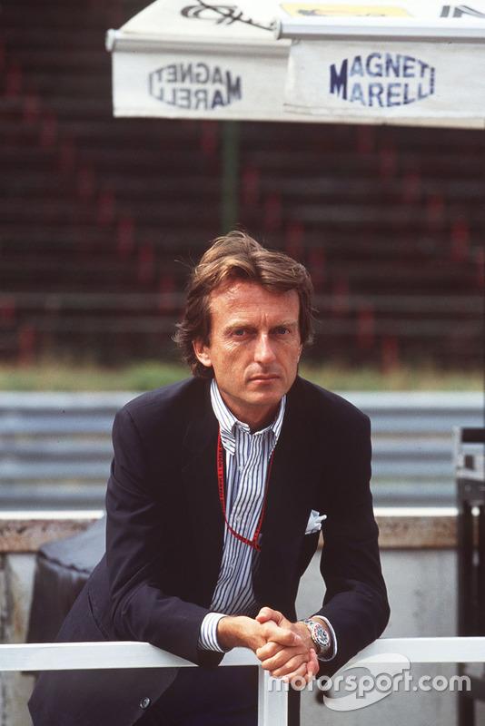 Luca diMontezemolo, Ferrari