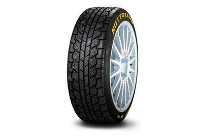 2021 WRC Pirelli lastik lansmanı