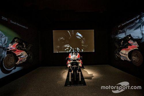 Inaugurazione della mostra Anatomia della Velocita