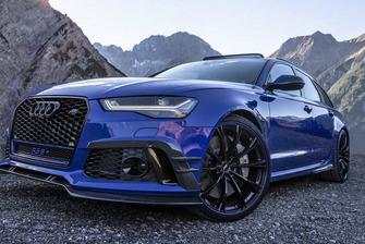 Audi RS6 + Avant Performance Nogaro Edition