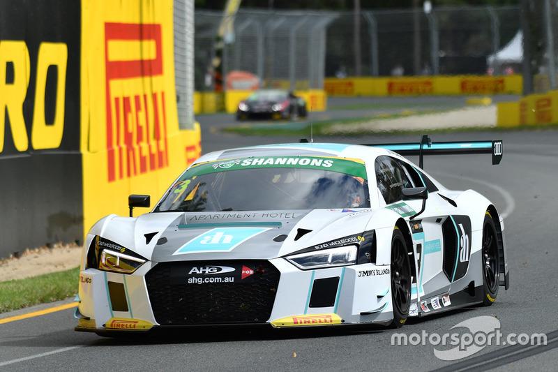 #3 Audi R8 LMS: Ash Samadi