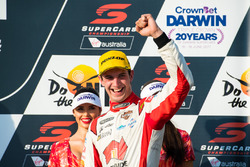 Podium: Third place Nick Percat, Brad Jones Racing Holden
