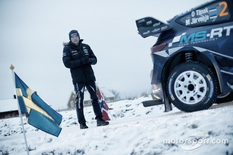 Martin Järveoja, M-Sport, Ford Fiesta WRC
