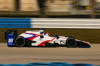 Sebring January testing