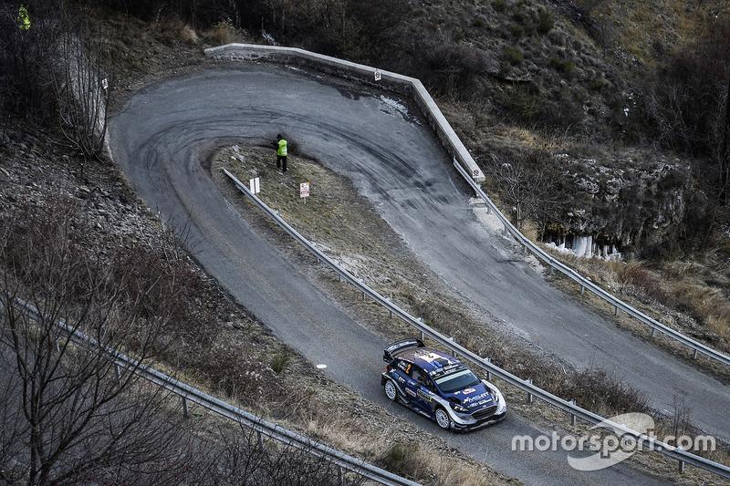 Ott Tänak; Martin Järveoja, M-Sport, Ford Fiesta WRC