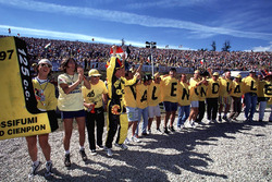 Fans of Valentino Rossi, Aprilia