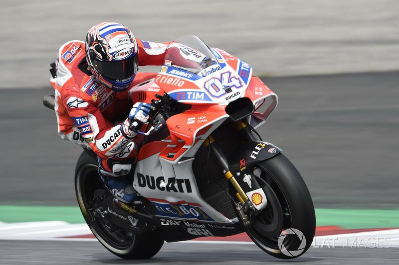 moto gp equipe 2018