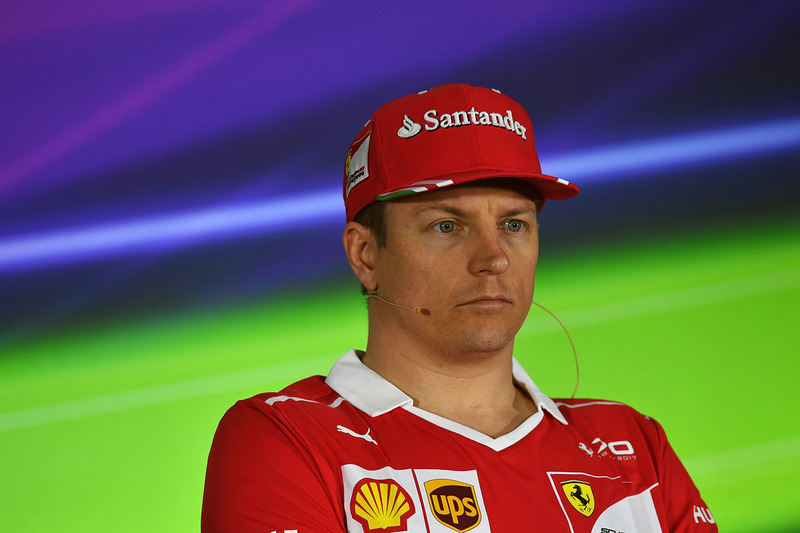 Ferrari – Kimi Raikkonen (CONFIRMADO)