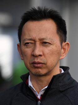 Yusuke Hasegawa, Head of Honda Motorsport