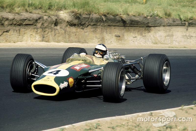 Lotus 49 (1967-1970)