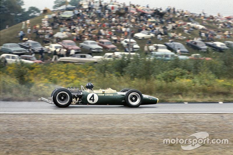 Graham Hill: Lotus (1958-1959 y 1967-1970)