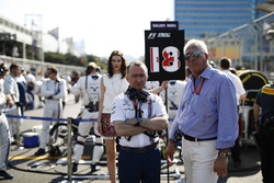 Paddy Lowe, Williams, Lawrence Stroll