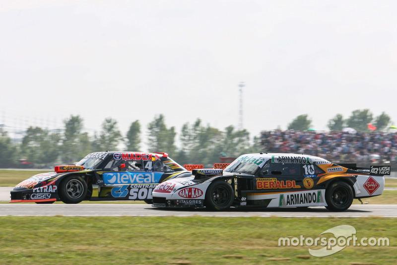 Luis Jose Di Palma, Stopcar Maquin Parts Racing Torino, Christian Ledesma, Las Toscas Racing Chevrolet