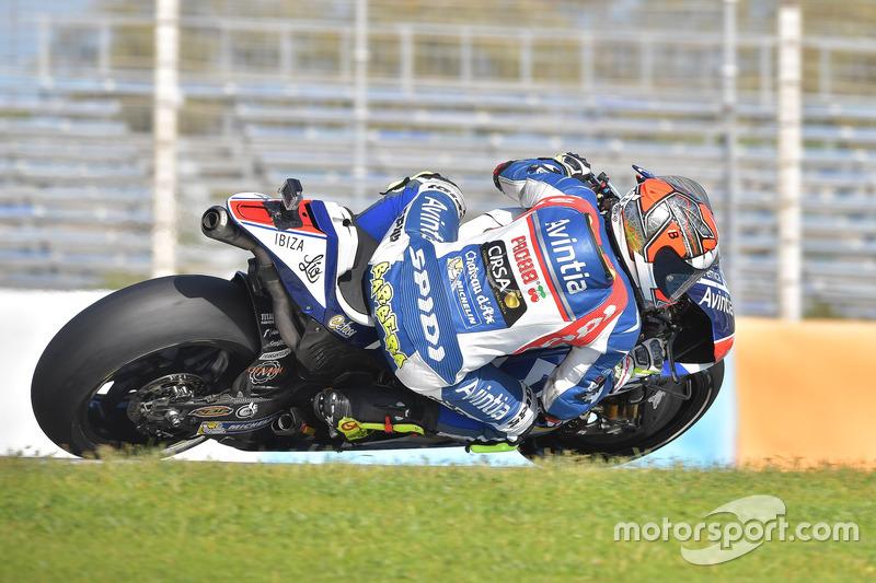 Hector Barbera, Avintia Racing, Ducati