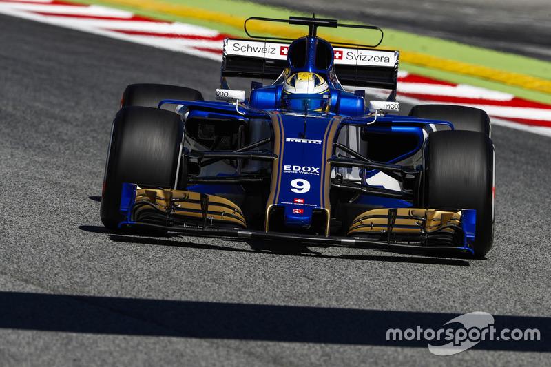 16. Маркус Ерікссон, Sauber C36