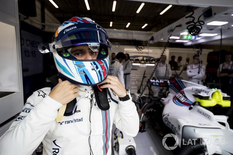 Belgique - Felipe Massa