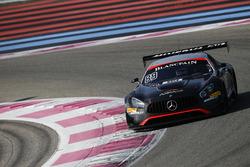 #89 Akka ASP,Mercedes-AMG GT3: Daniele Perfetti, Alex Fontana, Ludovic Badey