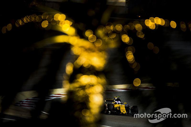 13. Джолион Палмер, Renault